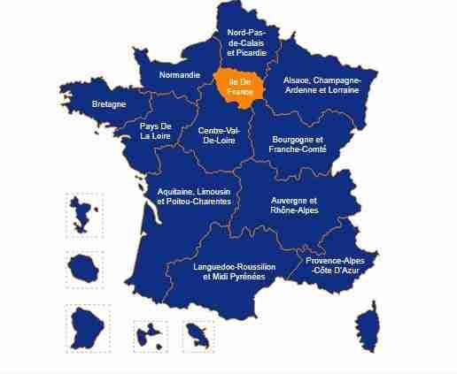 Déménagement en île de France