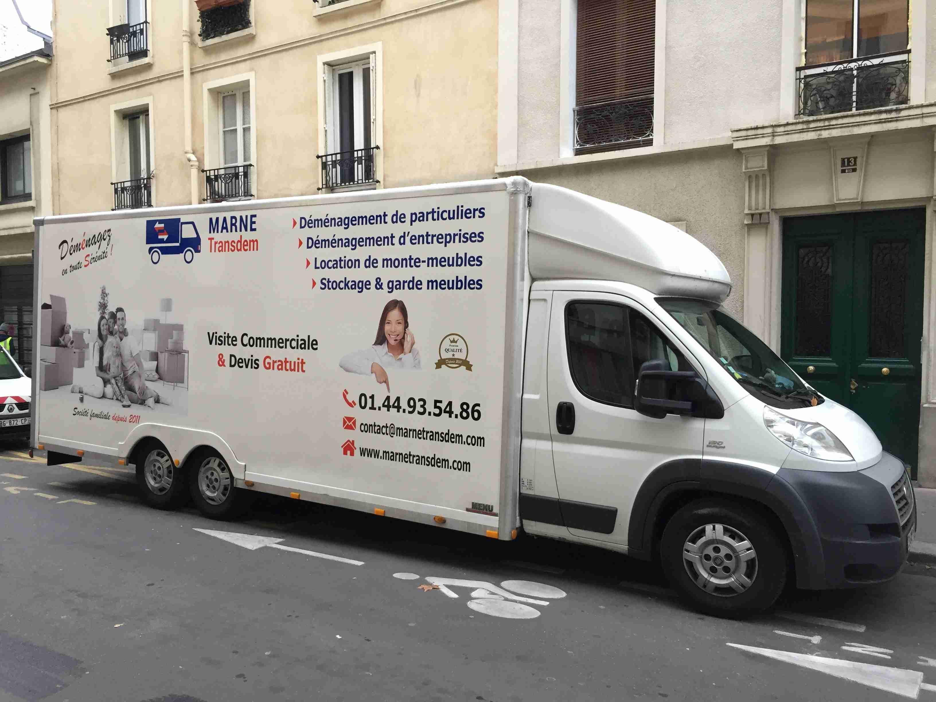 Déménagement 93 Seine Saint Denis
