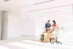 Déménager votre entreprise à un prix imbattable et sans risques